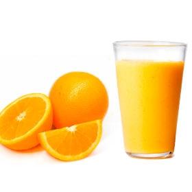 Свежевыжатый апельсиновый сок